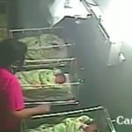 【衝撃映像】新生児室で撮影された恐ろしい映像。