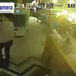 【衝撃映像】口論となった客にスープをかけて火傷を負わせる店員の動画。