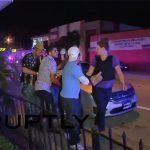 9秒間で24発。ナイトクラブで起きた銃撃事件の動画。