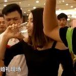 結婚式で一気飲みをしすぎた女性、自分の嘔吐物で窒息死。