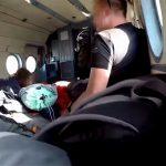 墜落したヘリコプターの中で撮影したGoPro映像が怖すぎる・・・。