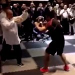 総合格闘技 vs 太極拳。勝敗の行方は・・・。