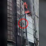 """【閲覧注意】バングラデシュで起きた """"ビル火災"""" がヤバイ・・・。"""