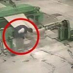 【閲覧注意】工場で起きたこの事故、めちゃくちゃ怖い・・・。