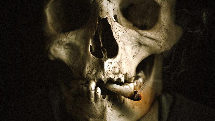【衝撃映像】タバコ吸ってる奴はコレ見ろ・・・。