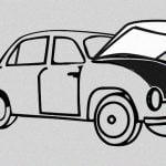 誘拐される男、車のトランクに詰められるも脱出に成功 → 轢かれて死亡。