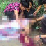 【超!閲覧注意】夫に殺された妻の首、ヤバイことになってたグロ画像・・・。
