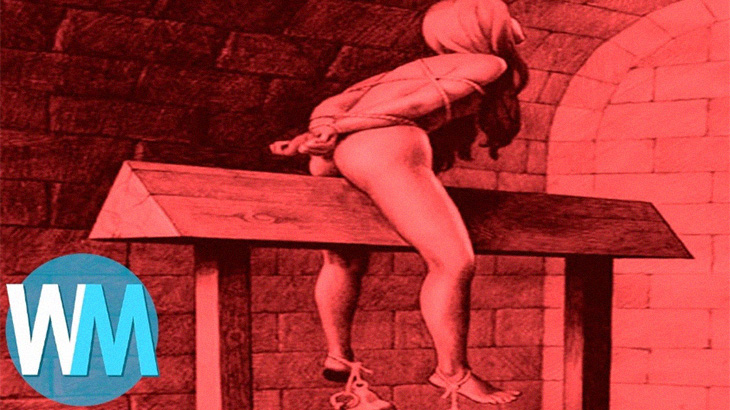 【閲覧注意】中世ヨーロッパで行われていた拷問方法トップ10。