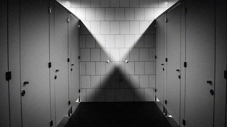 """レストランのトイレで """"7歳の女の子を強姦"""" するとか頭おかしいだろ・・・。"""