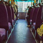 """【閲覧注意】バスの事故現場、車内に残る """"グチャグチャ"""" になった人間のグロ動画。"""
