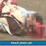 【超!閲覧注意】エジプトで起きたクーデターで死亡した人々のグロ画像。