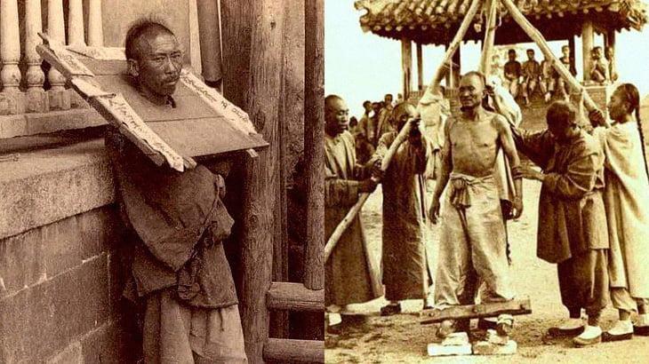 【閲覧注意】19世紀の中国で行われた拷問・処刑のグロ画像。
