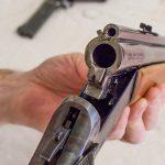 【閲覧注意】ショットガンで撃たれた男性、頭の中カラッポ・・・。