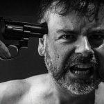 【超!閲覧注意】拳銃自殺により頭が破裂した人間のグロ画像7枚。