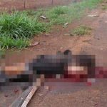 【超!閲覧注意】事故で胴体真っ二つになった男性の死体、グロすぎる・・・。