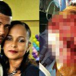 【超!閲覧注意】妻を殺して拳銃自殺した男の顔、ヤバすぎる・・・。