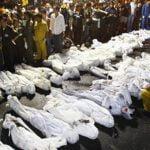 【閲覧注意】タイ・バンコクで発生したナイトクラブ火災現場が地獄絵図すぎる・・・。