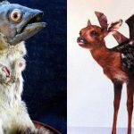 【狂気】あまりにも悪趣味すぎる動物の剥製画像。