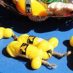 【閲覧注意】黒ずんでパンパンに腫れた金玉の手術映像。