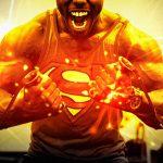 【衝撃映像】ボディビルダーさん、筋肉を大きく見せる合成油脂を入れすぎて腕が破裂してしまう。