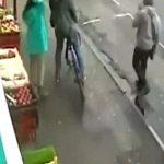 「歩道を自転車で走るな!」と注意した男性、ワンパンで殺される。