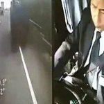 バスの運転手、スマホに気を取られて盛大に事故る。
