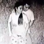 茂みに隠れてセックスしていた10代のカップル、全世界に晒されてしまう・・・。