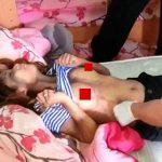 【閲覧注意】ホテルの一室でなぜかオッパイ丸出しで死んでいた女の子のグロ動画。