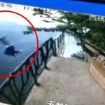 大学入試に失敗した18歳の学生、崖から飛び降りて死亡。