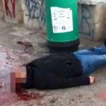 【閲覧注意】ショットガンで自分の頭を撃ち自殺した男性のグロ動画。