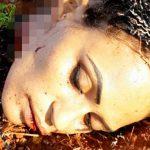 【閲覧注意】バイク事故により首が切断されてしまった美女。
