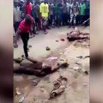 【閲覧注意】泥棒するのも命がけの国、アフリカ。