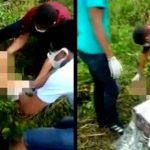 【閲覧注意】10代の少年、バラバラに切断された状態で発見されたグロ動画。