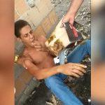 ブラジルの泥棒、ウンコを食わされてしまう。