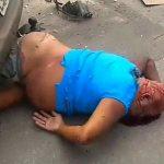 【閲覧注意】酔っぱらいドライバー、おじいちゃんを轢き殺してしまう。