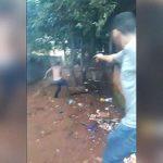 【閲覧注意】ライバルギャングに自宅を襲撃され銃で殺されるグロ動画。