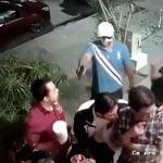 【衝撃映像】こんな場所でも殺し屋に襲われてしまう国、メキシコ。