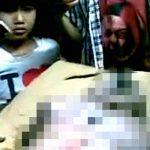 """【衝撃映像】インドネシアで """"謎の生き物"""" が発見される・・・。"""