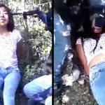 【閲覧注意】ギャング、少女の首を切って殺してしまう・・・。