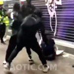 【衝撃映像】香港のデモ隊、もはや暴徒と化している・・・。