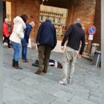 【閲覧注意】イタリアの観光名所で飛び降り自殺した女性・・・。