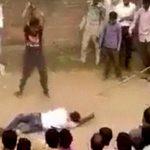 少年をレ●プした男、父親たちにボコボコにされる。