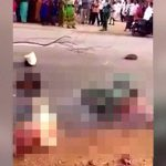 【閲覧注意】事故で死亡した男性の死体、もうぐちゃぐちゃ・・・。