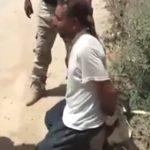 【衝撃映像】職質の受け答えが気に入らないという理由で射殺されてしまった男・・・。