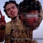 【閲覧注意】やたらカッコよく編集されたISISの斬首映像。