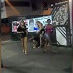 ニューハーフの売春婦に金を払わなかった結果・・・。