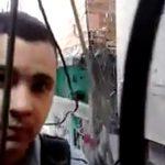 【衝撃映像】街に設置された隠しカメラを撤去しようとしていた警察官が射殺される瞬間。