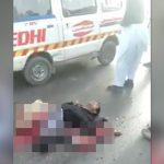 【閲覧注意】事故で下半身がぐちゃぐちゃになったこの男性、もうすぐ死ぬ・・・。