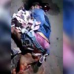 【閲覧注意】事故で死んだ人間の死体にお金を置いていく人々。