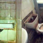 【画像】ロシアのとある病院、これもう廃墟だろ・・・。